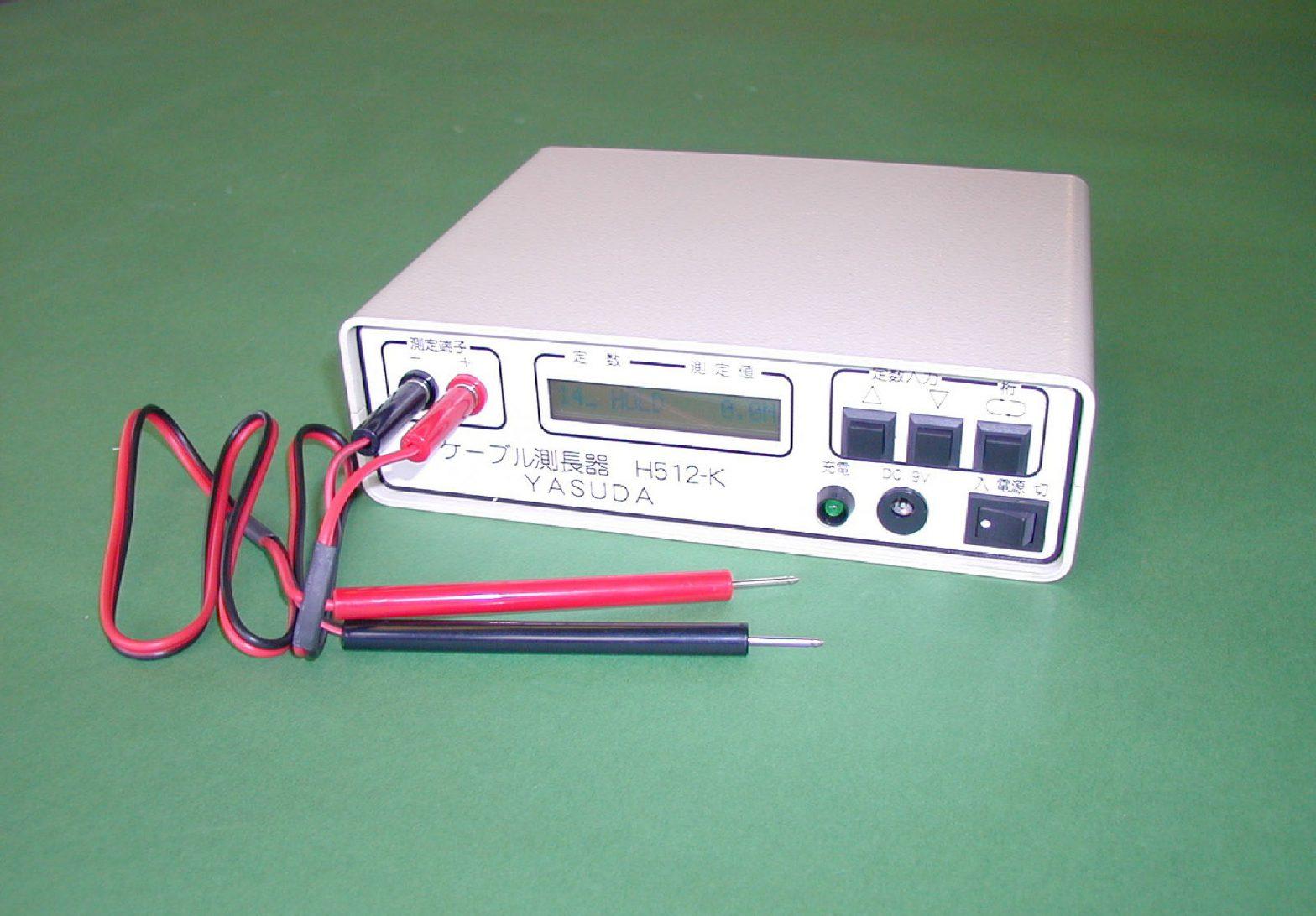 ケーブル測長器